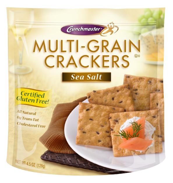 Crunchmaster Gluten Free Crackers | Gluten Free Help