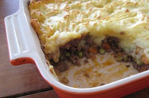 High Voltage Gluten-Free, Paleo, Dairy-Free Shepherds Pie – Recipe