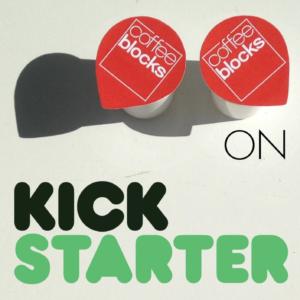 Coffee Blocks Kickstarter