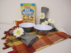 Kellogg's Gluten-Free Rice Krispies Breakfast Giveaway!!!