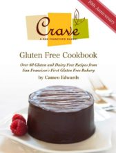 Gluten-Free Crave Cookbook Giveaway!