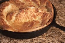 Gluten-Free Apple Dutch Baby Pancakes – Recipe