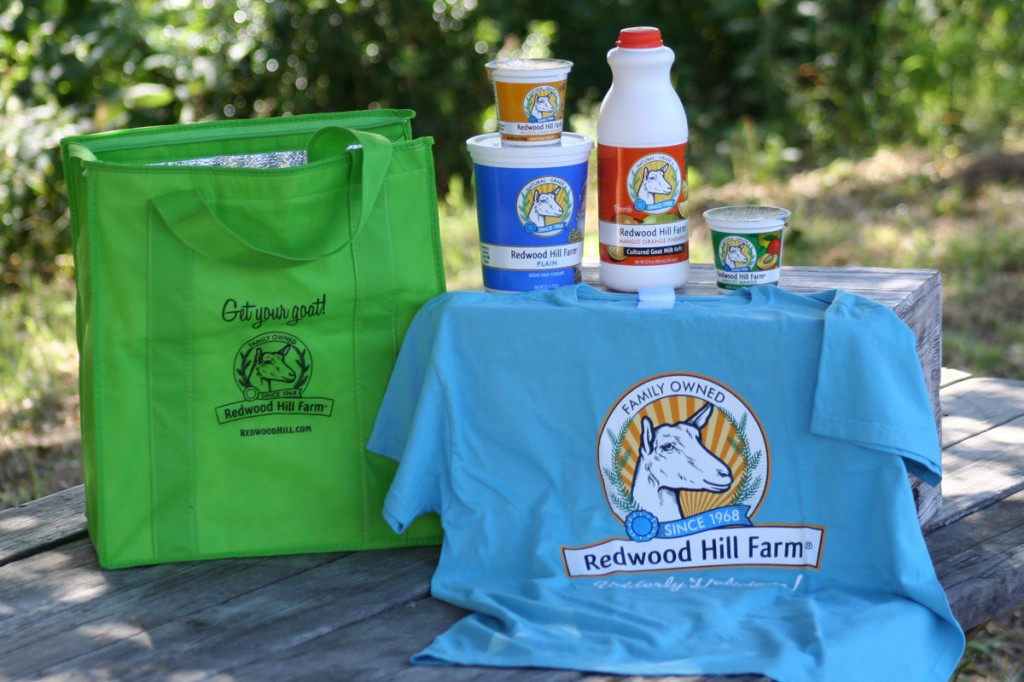 Redwood Hill Farm –  Giveaway!!!