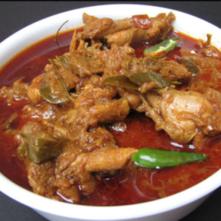 Gluten-Free Grain-Free Chicken Curry Recipe