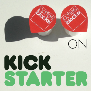 Coffee Blocks Kickstarter