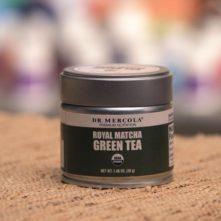 Dr Mercola's Royal Matcha Green Tea- Review