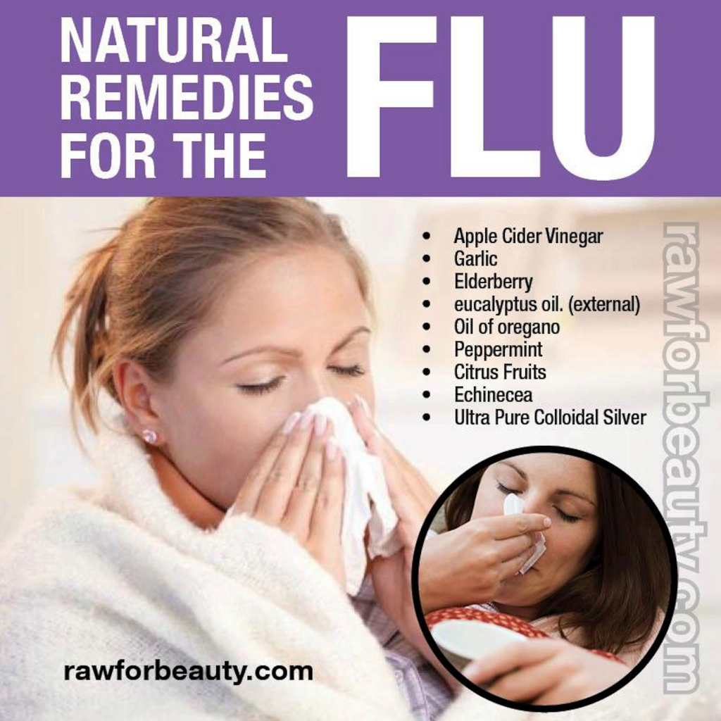 Natural Remedies for the Flu