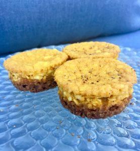 Gluten-Free Nut-Free Pumpkin Surprise Cheesecake