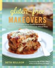 Review: Gluten-Free Makeovers by Beth Hillson