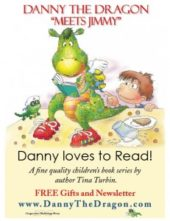 """Children's Bookwatch: Remarkably Detailed Book Review of """"Danny the Dragon Meets Jimmy"""""""