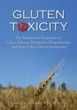 """Gluten Toxicity""- Amazing Comprehensive Book by a Nurse"