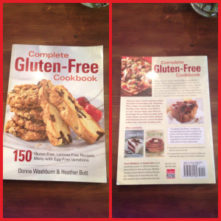 Complete Gluten-Free Cookbook – Giveaway!
