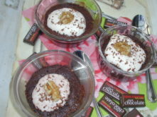 No-Pudge Brownies in A Cup – 2 Points (Weight Watchers)