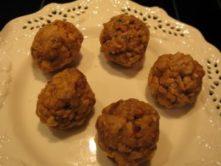 Gluten-Free Nut Butter Rice Crisps