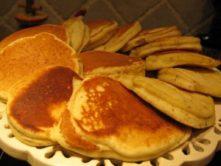 Gluten-Free Almond Meal Pancakes