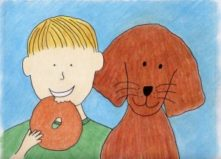 Bagels Buddy and Me by Melanie Krumrey