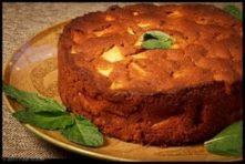 Marie-Helene's Gluten-Free, Grain-Free Apple Cake