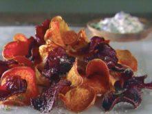 Gluten-Free Sweet Potato Chips