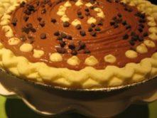 Gluten-Free, Easy Chocolate Dream Pie