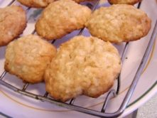 Gluten-Free Coconut Nutty Cookies