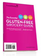 The Essential Gluten-Free Grocery Guide (3rd edition)