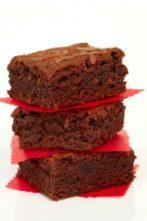 Gluten-Free Creamy Chocolate Brownies