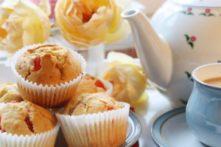 Gluten-Free Fresh Apricot Muffins