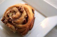 Pecan-Raisin Gluten-Free Cinnamon Rolls-Chebe Product
