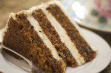 Gluten-Free Carrot Quinoa Cake