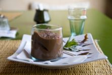 Gluten-Free, Grain-Free, Dairy-Free Spicy Mexican Chocolate Pudding