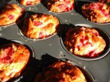 Strawberry Muffins or Bundt Cake
