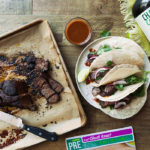 Coffee Rubbed Steak Tacos with Pickled Red Onions 1