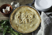 Beef Pie Gone Gluten Free and Grass Fed
