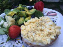 Gluten Free Easy Primal Kitchen Egg Salad